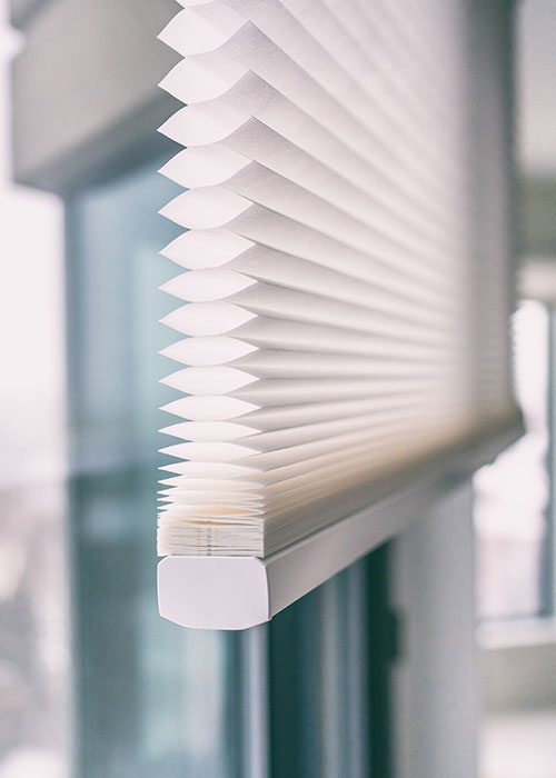 pleated blinds new milton